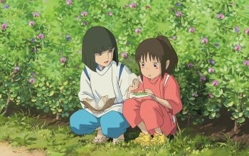 Movie - Spirited Away Wallpapers and Backgrounds ID : 501054