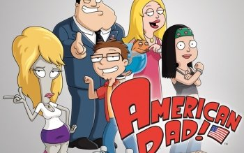 TV Show - American Dad! Wallpapers and Backgrounds ID : 501310