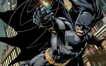 Comics - Batman Wallpapers and Backgrounds ID : 501320