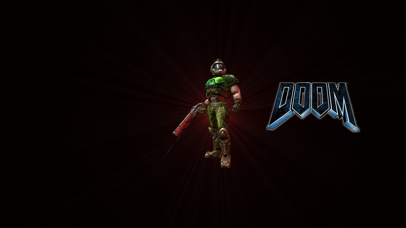 Doom Wallpaper and Background Image   1366x768