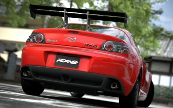 Vehicles - Mazda Rx8 Wallpapers and Backgrounds ID : 502052