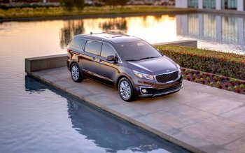 Vehicles - 2015 Kia Sedona Wallpapers and Backgrounds ID : 502120