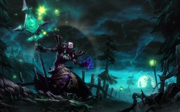 Компьютерная игра - World Of Warcraft Wallpapers and Backgrounds ID : 502222