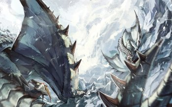 Video Game - Monster Hunter Wallpapers and Backgrounds ID : 502257