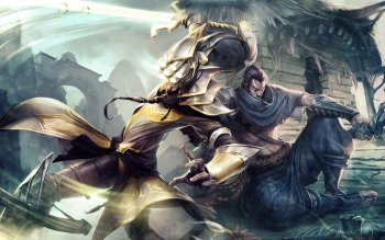 Video Game - League Of Legends Wallpapers and Backgrounds ID : 502779