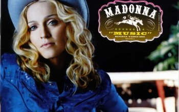 Music - Madonna Wallpapers and Backgrounds ID : 502957