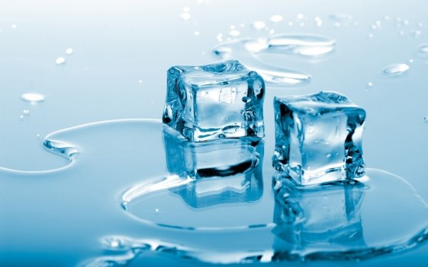 Abstract Ice HD Wallpaper   Background Image