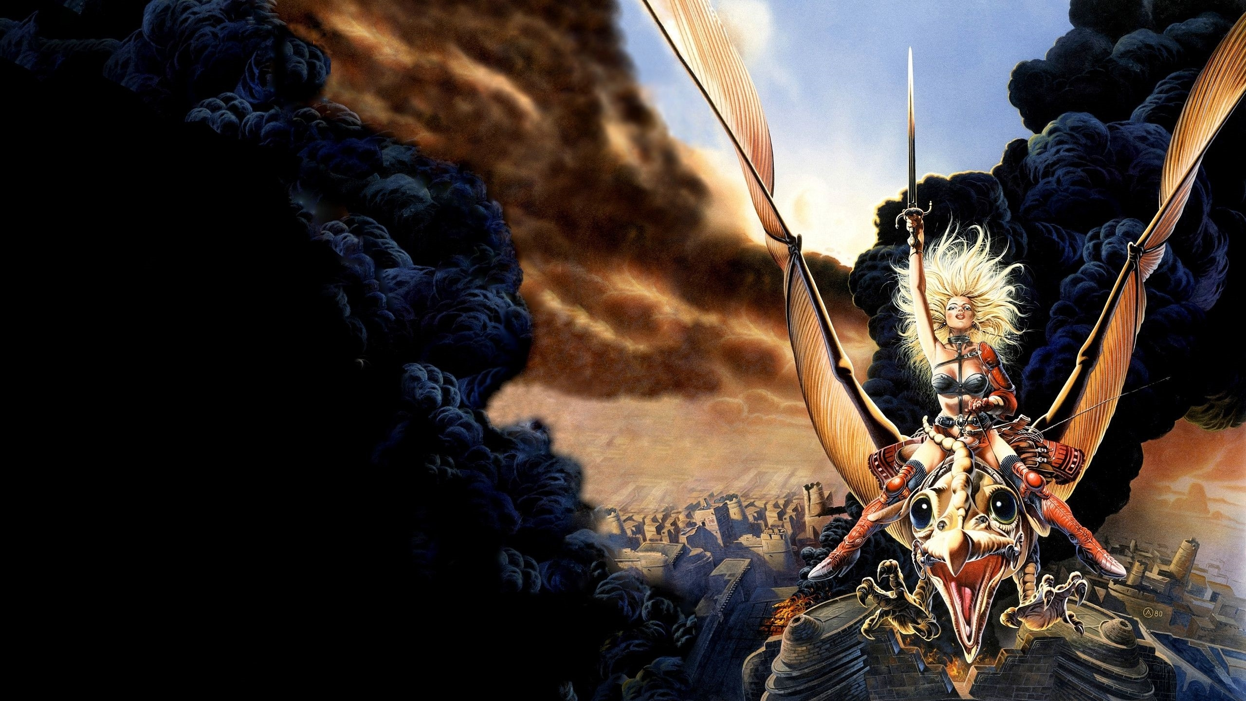 Heavy Metal HD Wallpaper   Background Image   2560x1440 ...