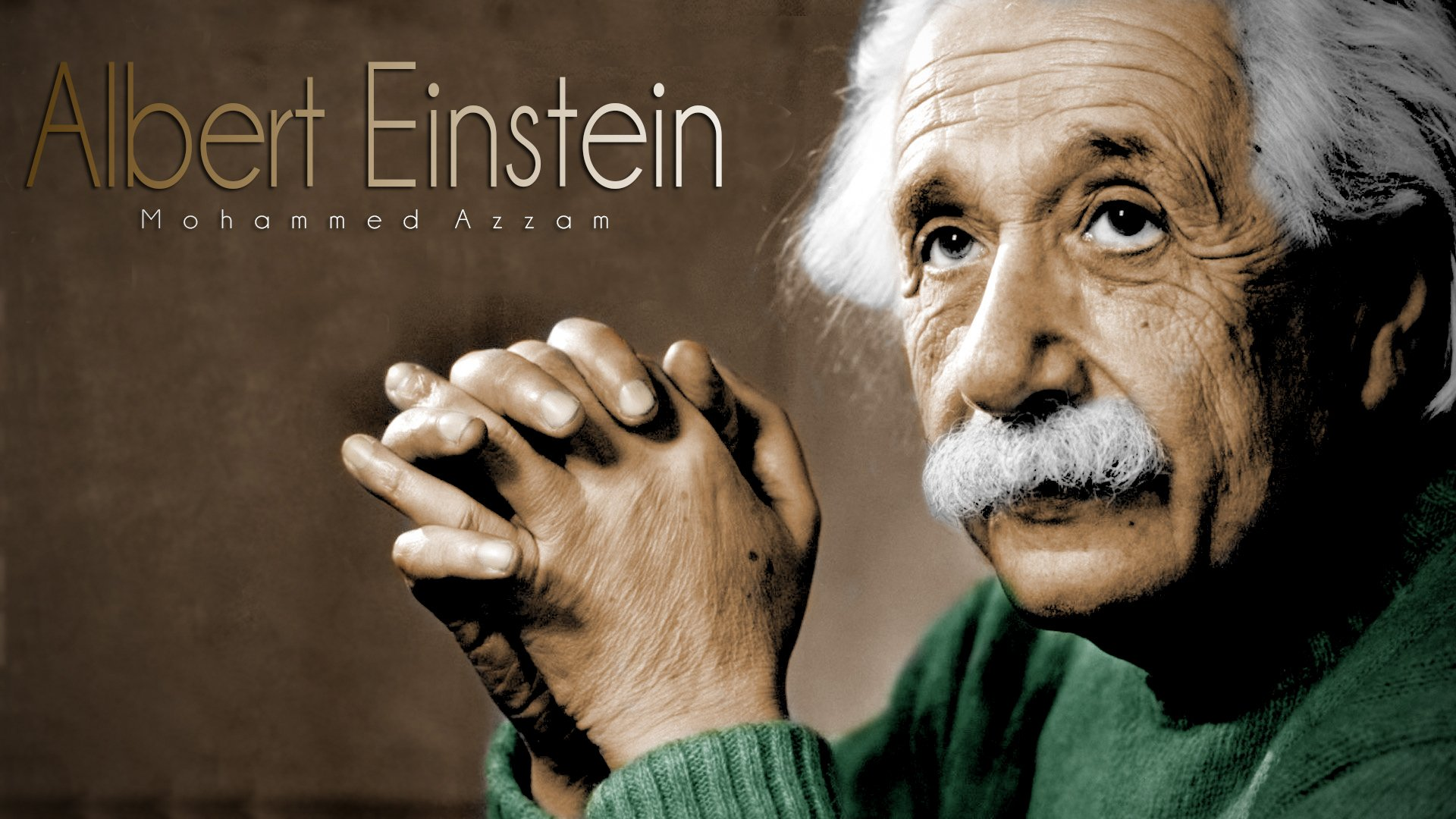 Albert Einstein Full HD Wallpaper And Background Image