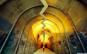 Man Made - Tunnel Wallpapers and Backgrounds ID : 503151