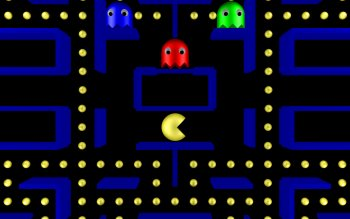 Video Game - Pac-man Wallpapers and Backgrounds ID : 503502