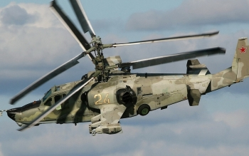 Militar - Kamov Ka-50 Wallpapers and Backgrounds ID : 503656