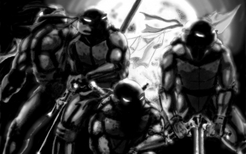 Comics - Tmnt Wallpapers and Backgrounds ID : 50381