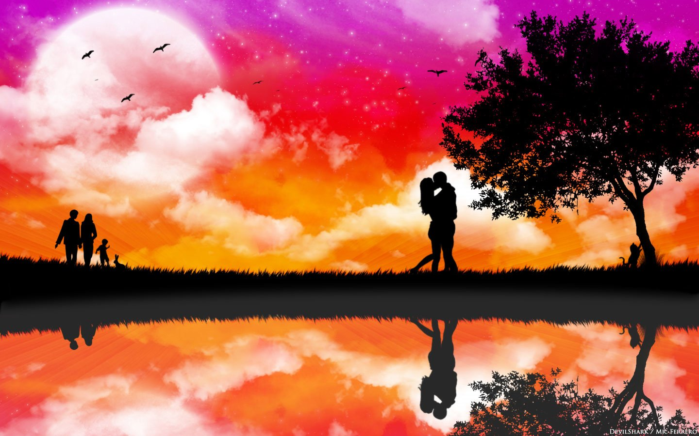 Artistic - Love  Wallpaper
