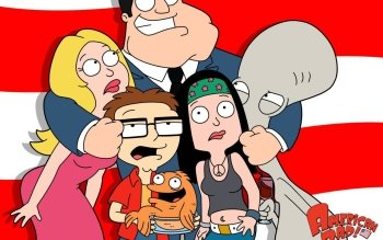 TV Show - American Dad! Wallpapers and Backgrounds ID : 504010