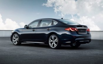 Vehicles - 2015 Infiniti Q70 Wallpapers and Backgrounds ID : 504404