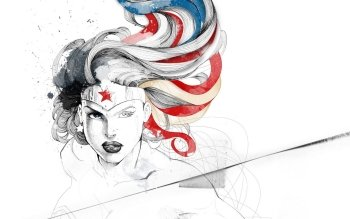 Комиксы - Wonder Woman Wallpapers and Backgrounds ID : 504461
