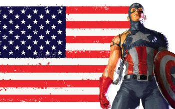 Comics - Captain America Wallpapers and Backgrounds ID : 504732