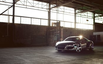 Vehicles - Audi R8 Wallpapers and Backgrounds ID : 505375