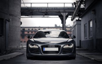 Vehicles - Audi R8 Wallpapers and Backgrounds ID : 505384