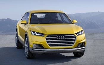 Vehicles - 2014 Audi Tt Offroad Concept Wallpapers and Backgrounds ID : 505676