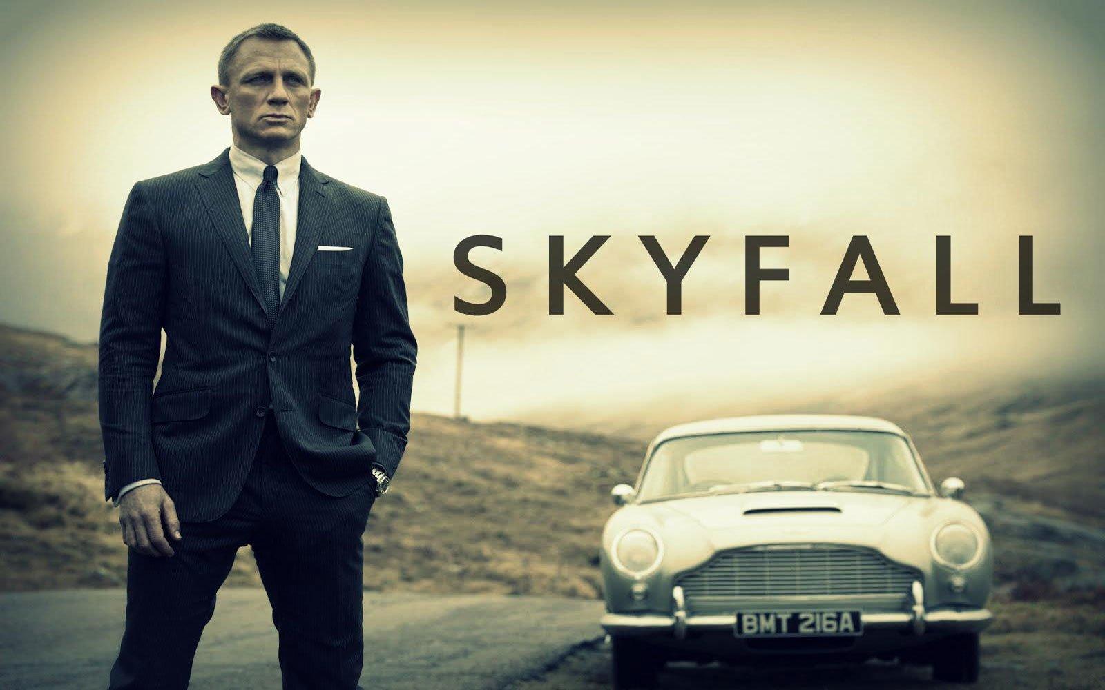 Daniel craig skyfall wallpaper and background image - Daniel craig bond wallpaper ...