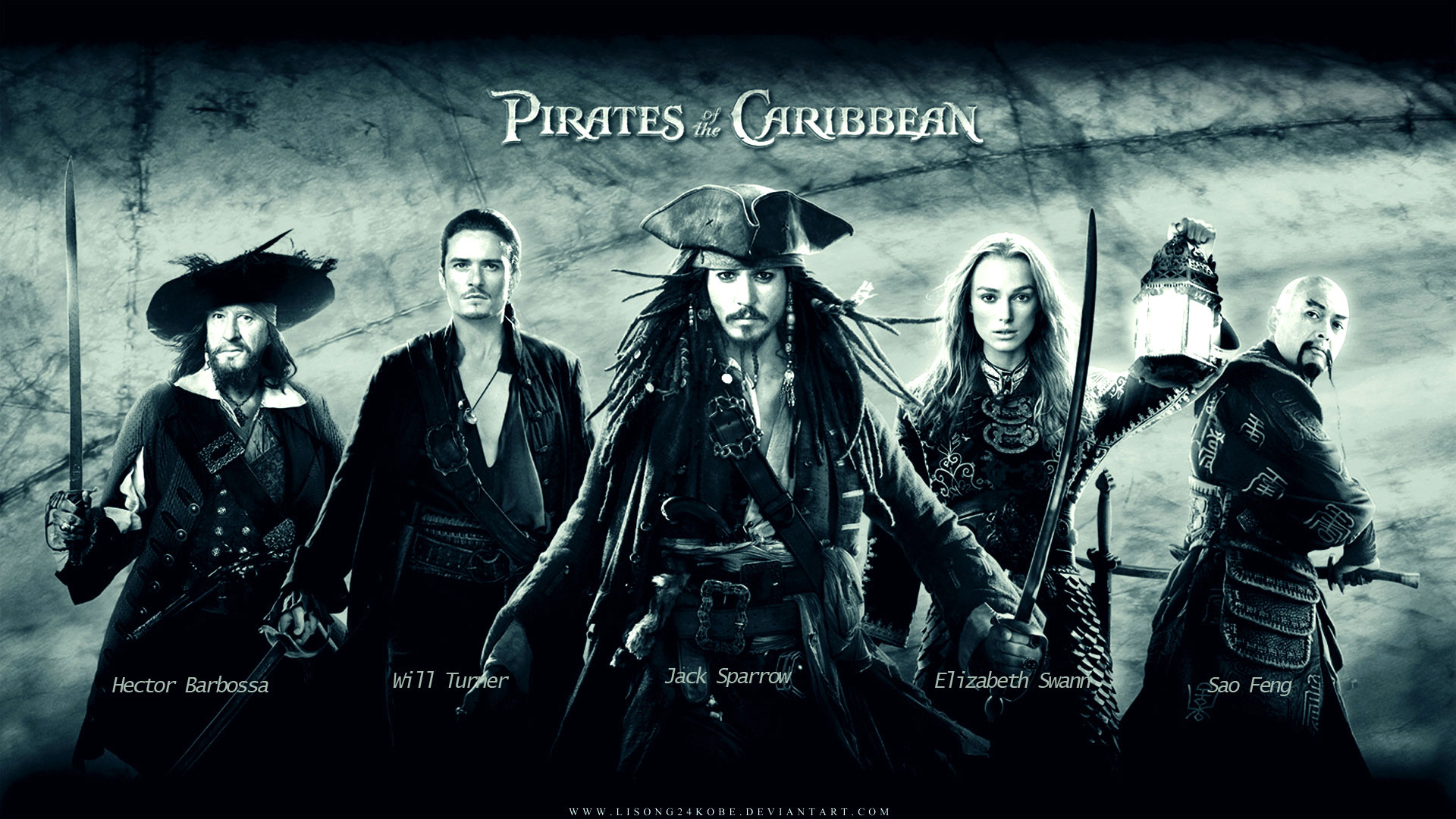 Pirates of the caribbean hd wallpaper background image 1920x1080 id 507238 wallpaper abyss - Pirates of the caribbean images hd ...