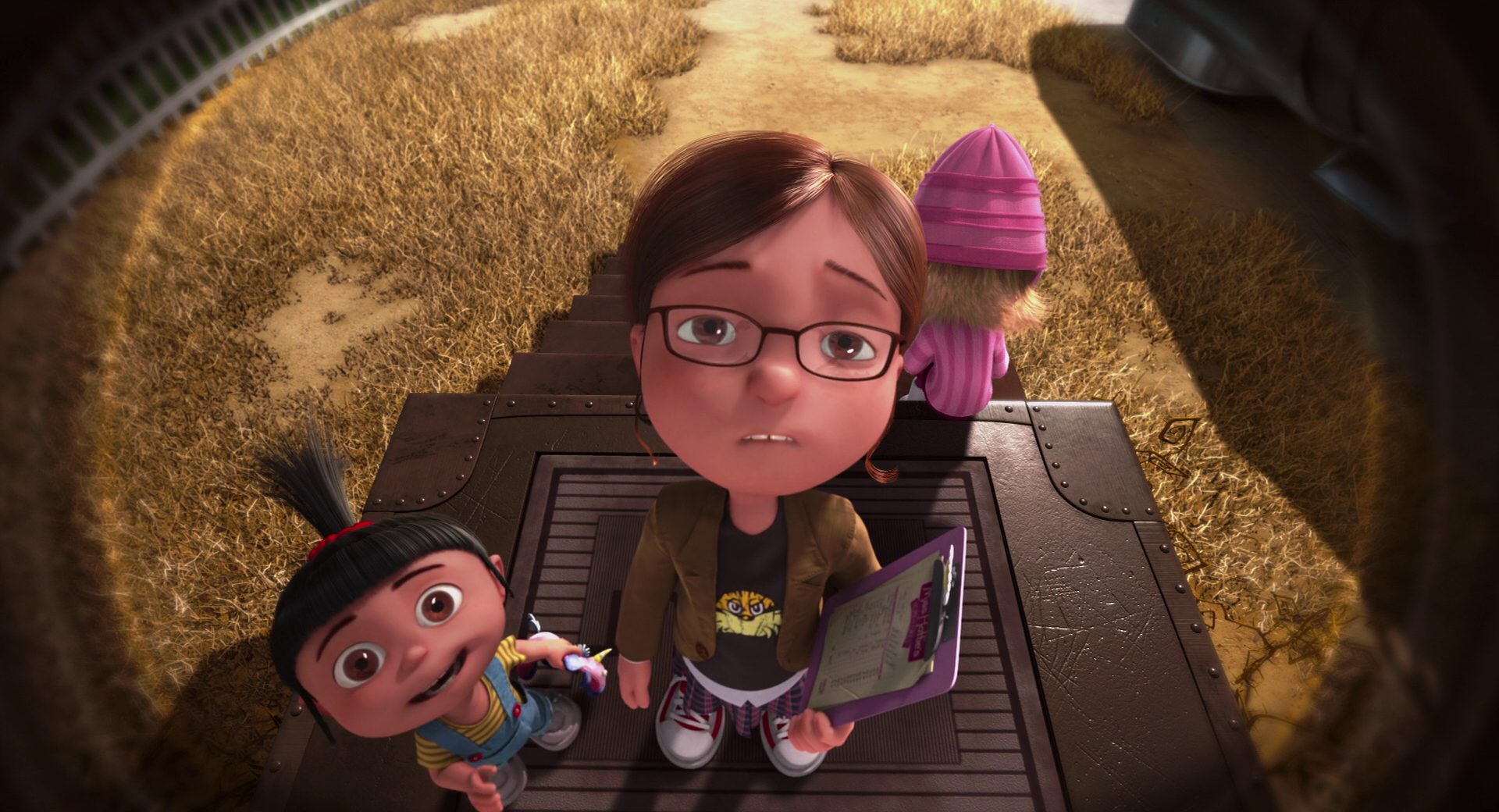 despicable me margo and agnes - photo #17