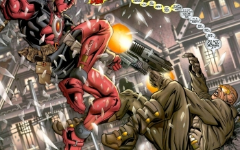 Comics - Deadpool Wallpapers and Backgrounds ID : 5071