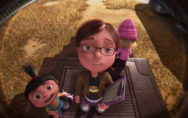 Movie Despicable Me Margo Edith Agnes HD Wallpaper   Background Image