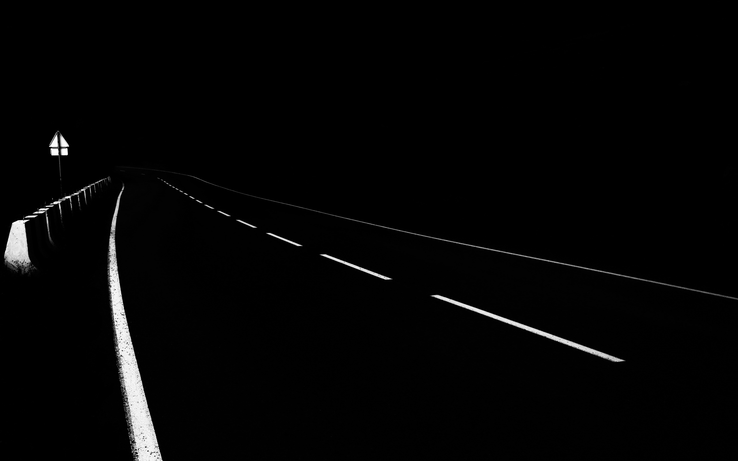 Dark Road Wallpapers ID508282