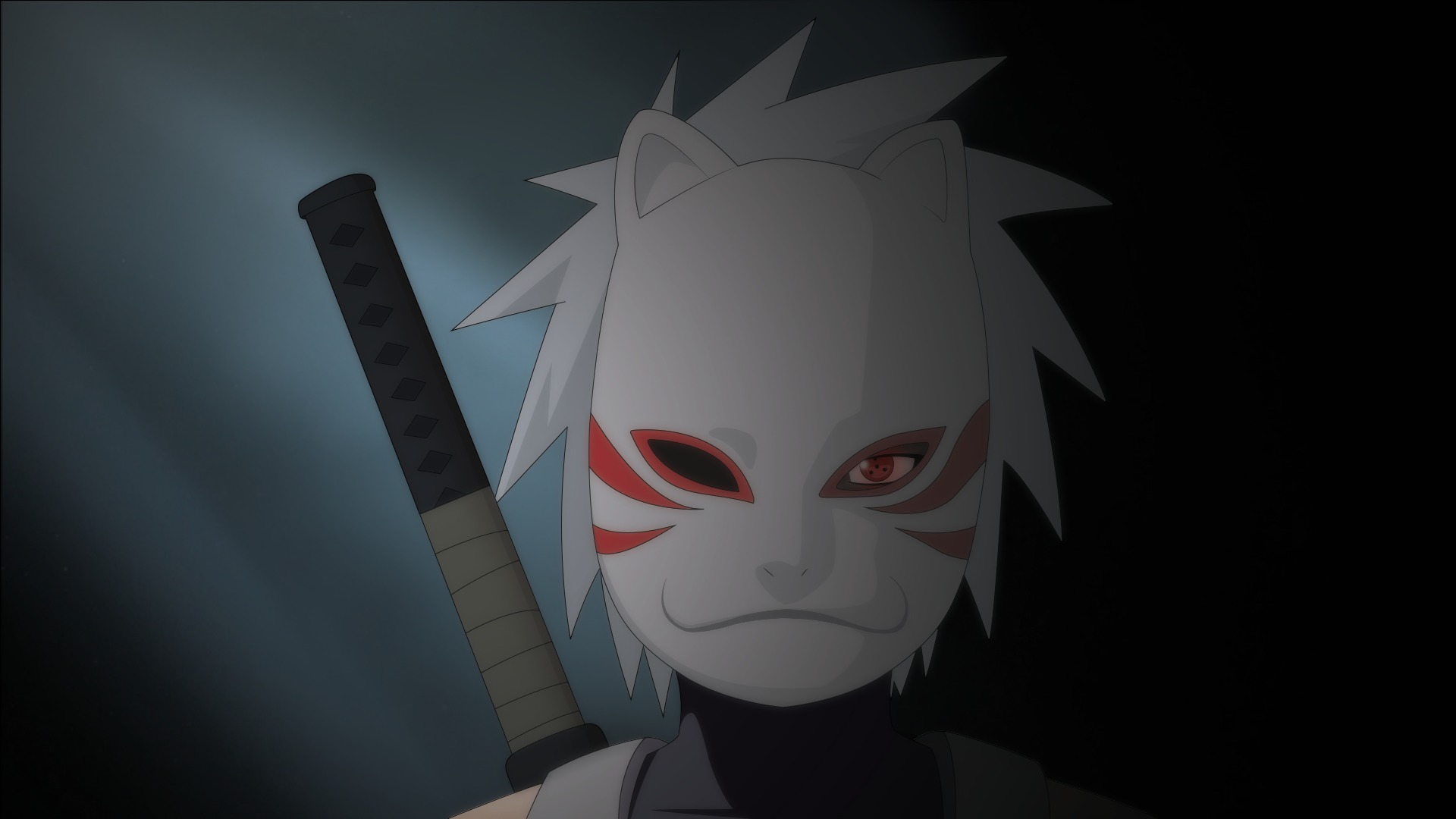 kakashi Anbu Full HD Wallpaper and Background | 1920x1080 ...