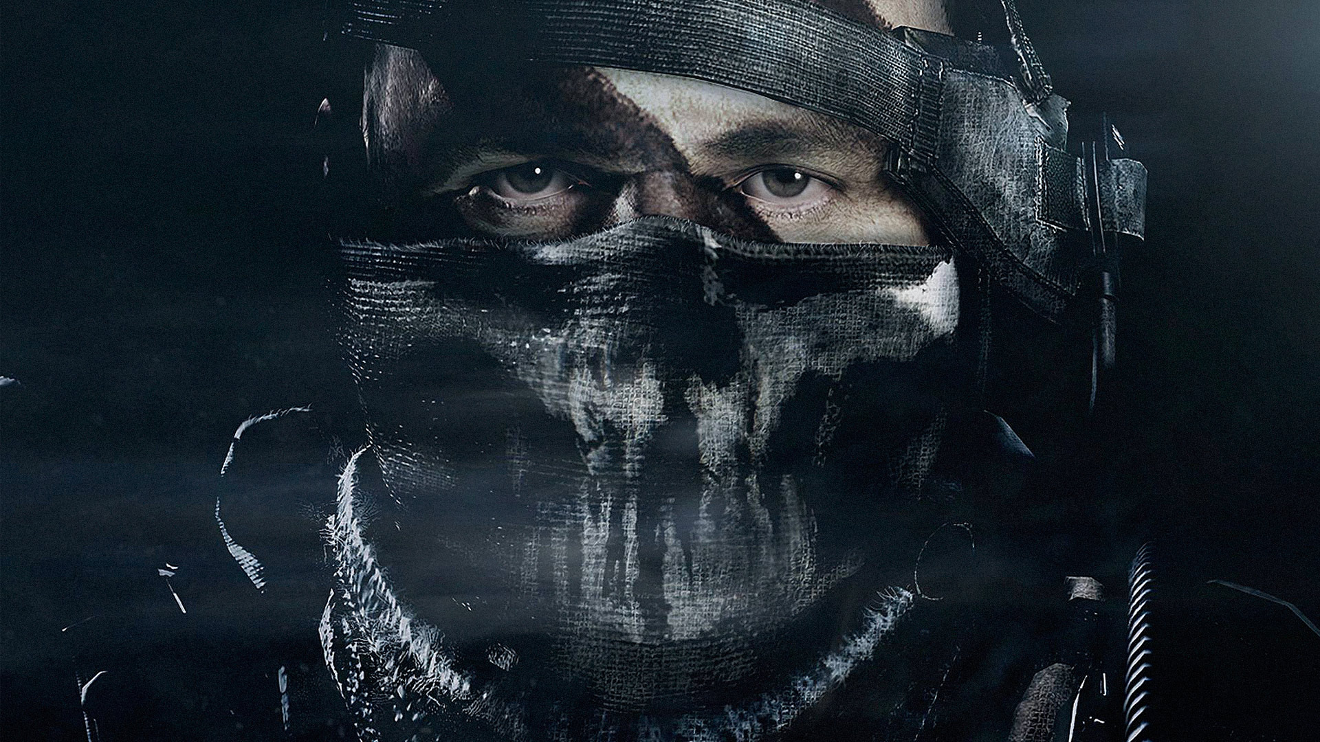 Call Of Duty: Ghosts Full HD Tapeta And Tło