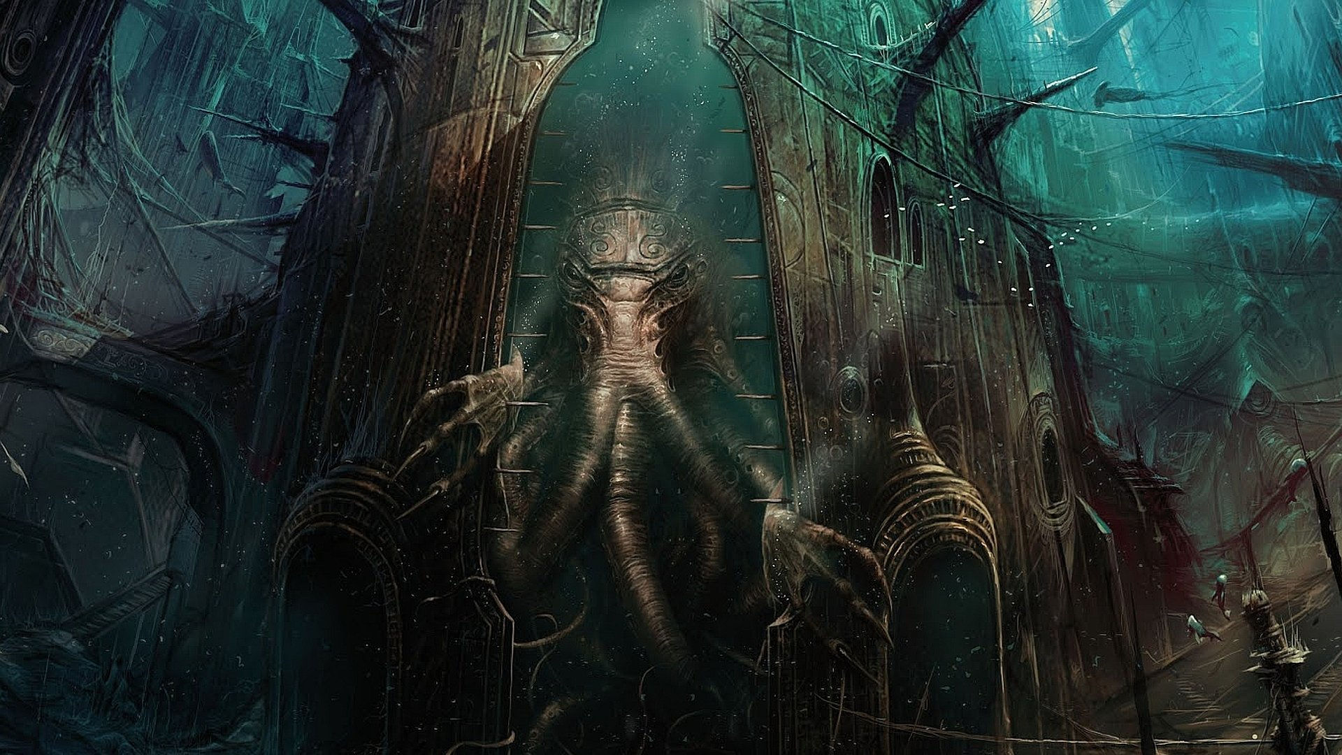 12 HP Lovecraft HD Wallpapers