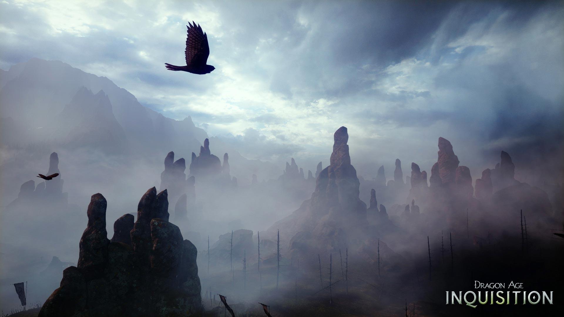 dragon landscape scenic wallpaper - photo #39