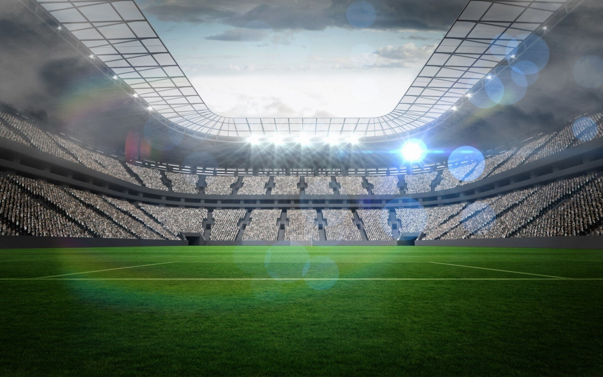 53 Stadium HD Wallpapers | Background Images - Wallpaper Abyss