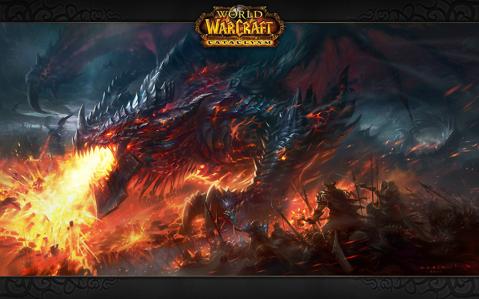World Of Warcraft Cataclysm Fondo De Pantalla And Fondo De