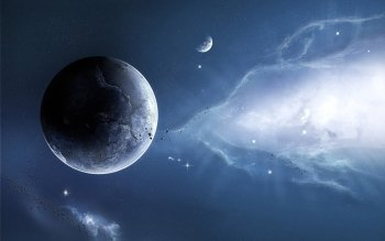 Sci Fi - Planet Wallpapers and Backgrounds ID : 510602