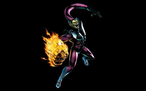 Bande-dessinées Skrull Fond d'écran HD   Arrière-Plan