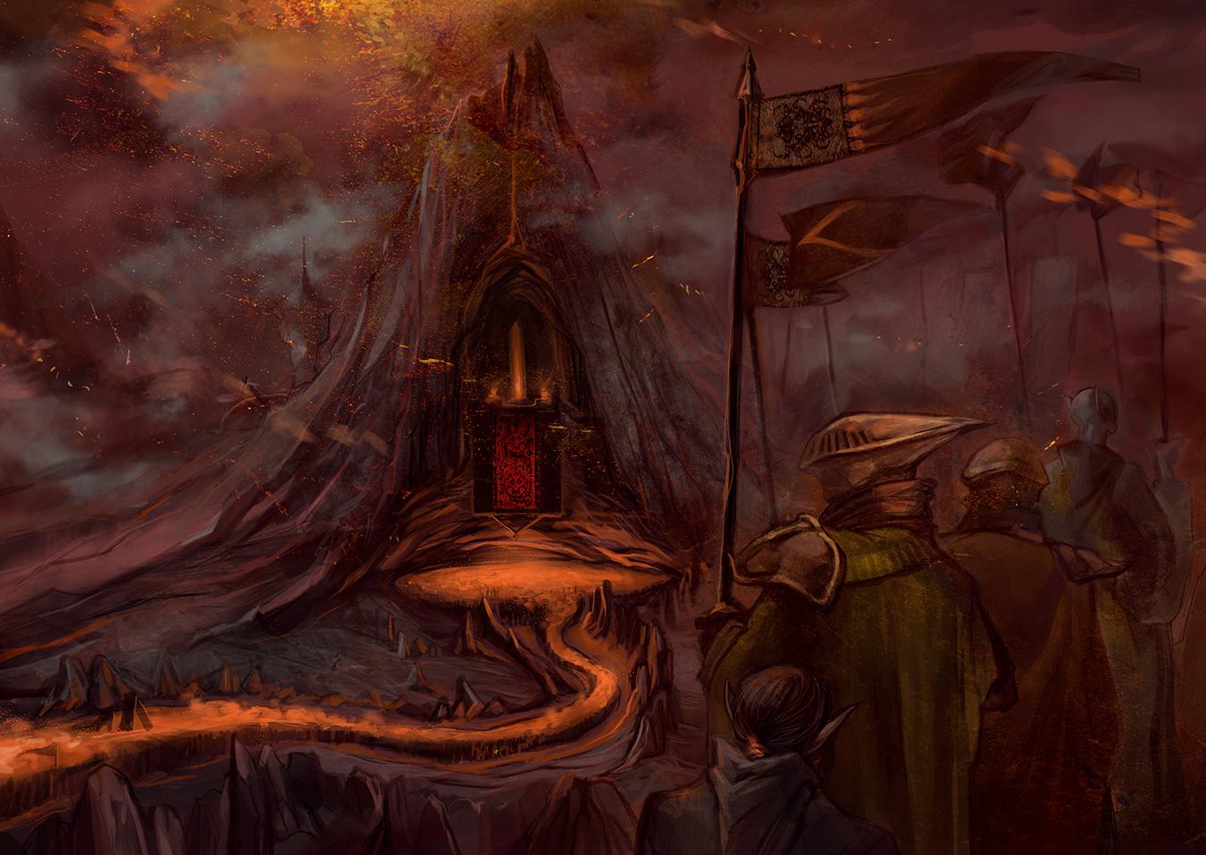 The elder scrolls iii morrowind computer wallpapers - Morrowind wallpaper ...