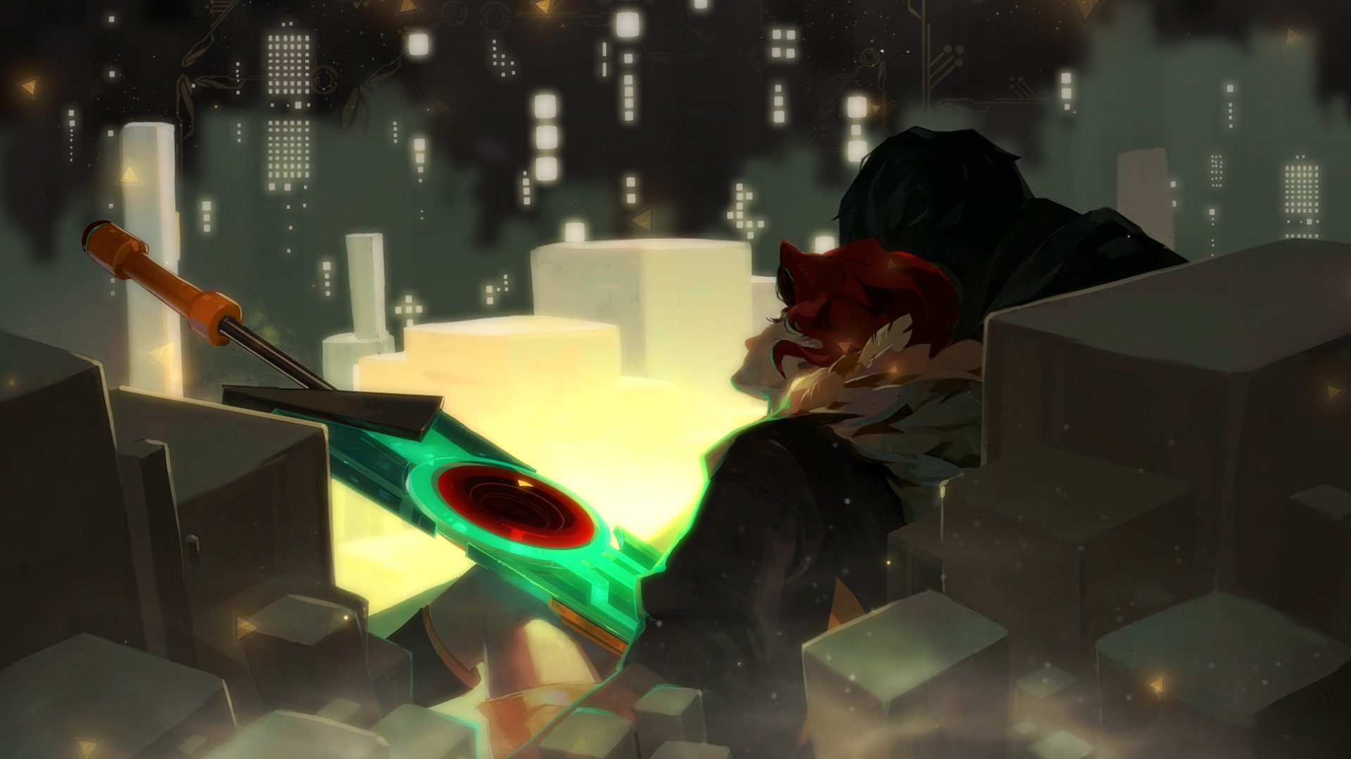 transistor wallpaper phone