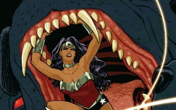 Comics - Wonder Woman Wallpapers and Backgrounds ID : 512738