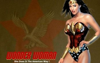 Comics - Wonder Woman Wallpapers and Backgrounds ID : 512757