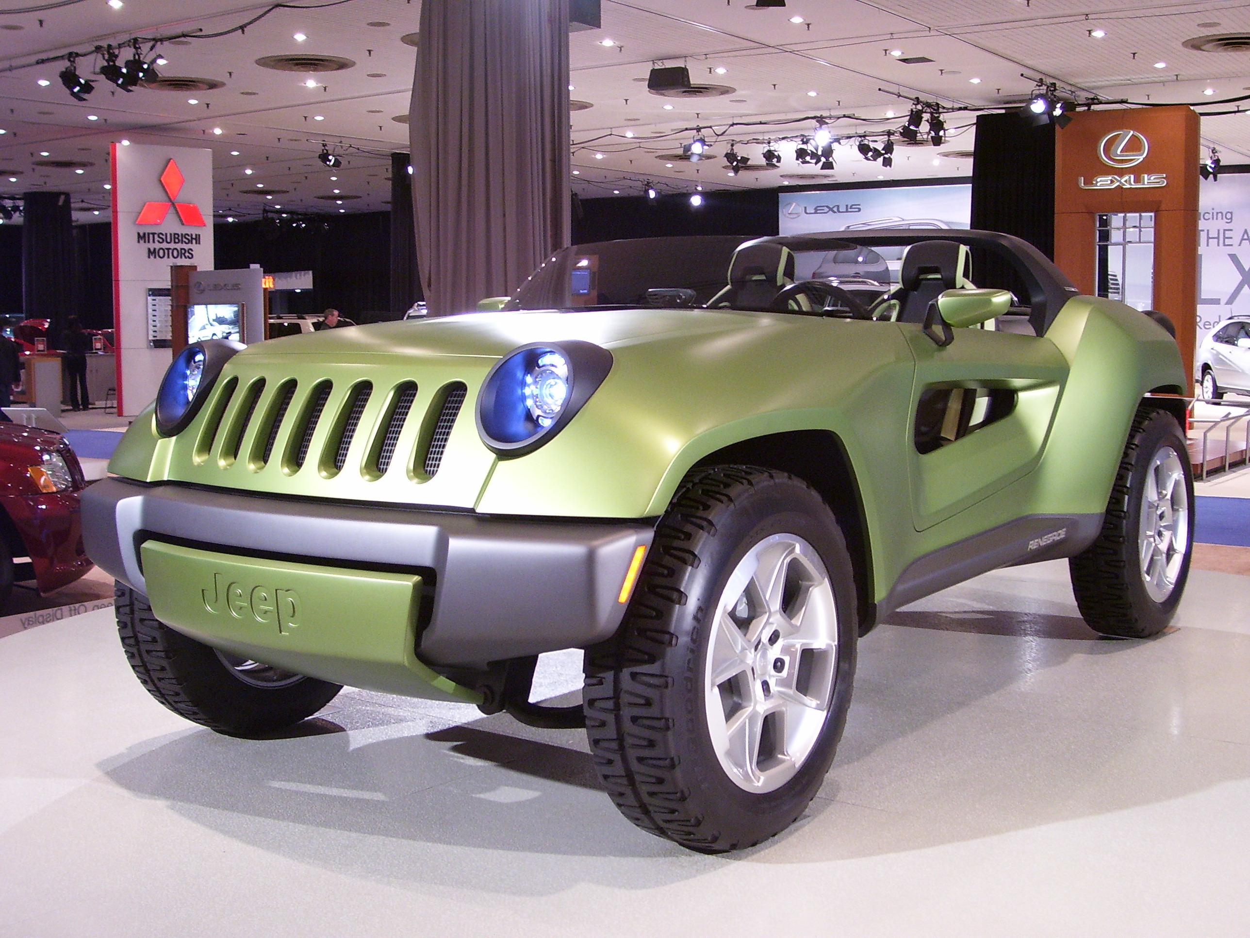 trailhawk blog automall miami shows jeep capabilities off lakes renegade at beach