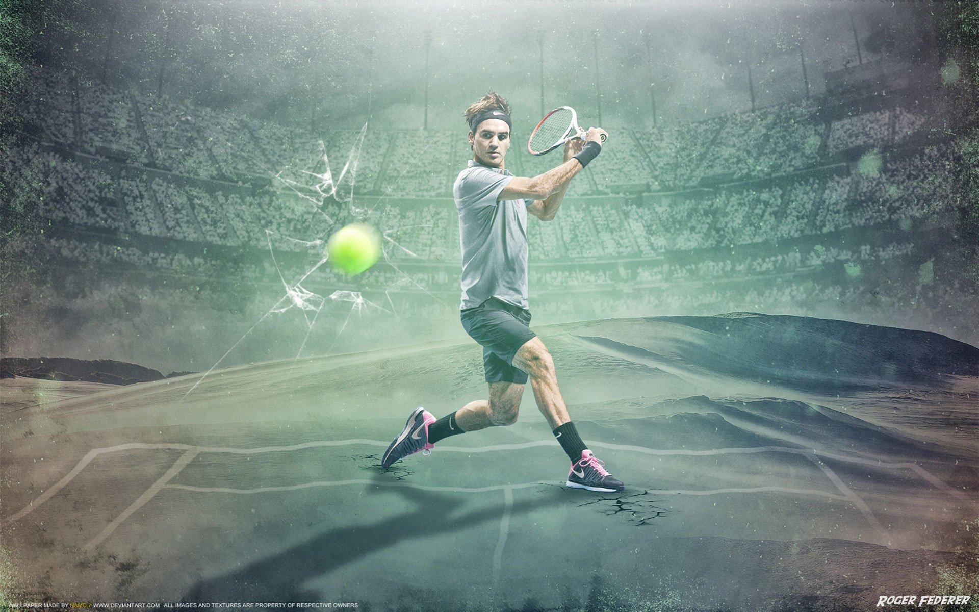 Roger federer full hd wallpaper and background image 1920x1200 sports roger federer wallpaper voltagebd Image collections