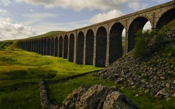Man Made - Ribblehead Viaduct Wallpapers and Backgrounds ID : 513217