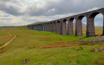 Man Made - Ribblehead Viaduct Wallpapers and Backgrounds ID : 513237