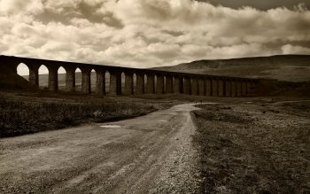 Man Made - Ribblehead Viaduct Wallpapers and Backgrounds ID : 513239