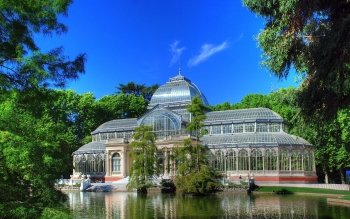 Man Made - Palacio De Cristal Wallpapers and Backgrounds ID : 514579