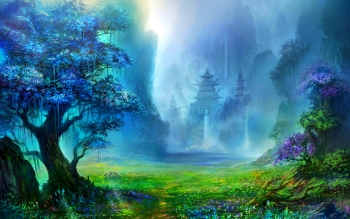 Fantasy - Landscape Wallpapers and Backgrounds ID : 514696